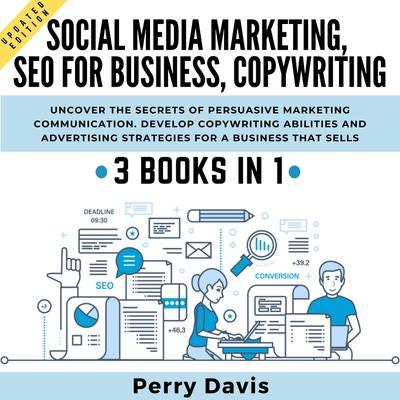 Social Media Marketing, Seo For Business, Copywriting