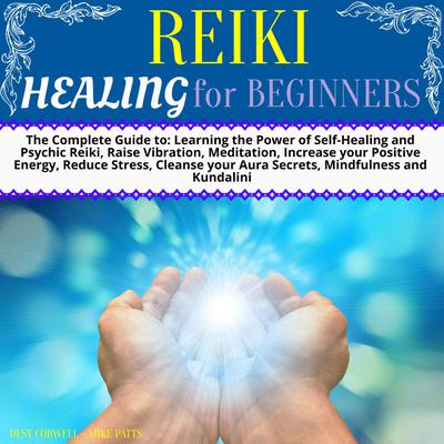 librofm  reiki healing for beginners audiobook