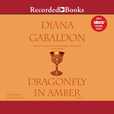 "Dragonfly in Amber ""International Edition"""