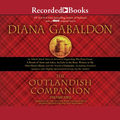 "The Outlandish Companion Volume Two ""International Edition"""