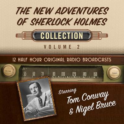The New Adventures of Sherlock Holmes, Collection 2