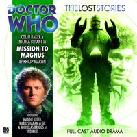 Doctor Who - The Lost Stories - Mission to Magnus