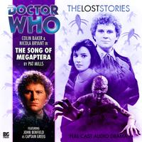 Doctor Who - The Lost Stories - The Song of Megaptera