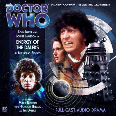 Doctor Who - The 4th Doctor Adventures 1.4 Energy of the Daleks