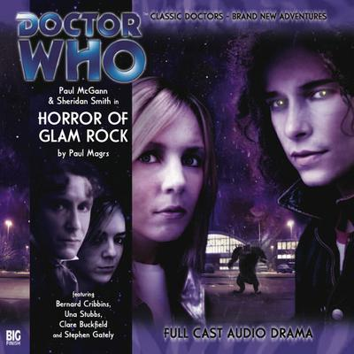 Doctor Who - The 8th Doctor Adventures 1.3 Horror of Glam Rock