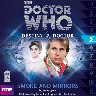 Doctor Who - Destiny of the Doctor - Smoke and Mirrors