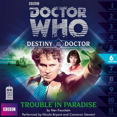 Doctor Who - Destiny of the Doctor - Trouble in Paradise