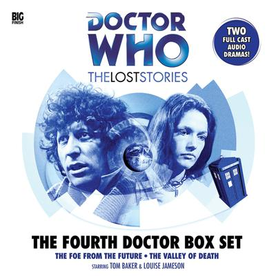 Doctor Who - The Lost Stories - The Fourth Doctor Box Set