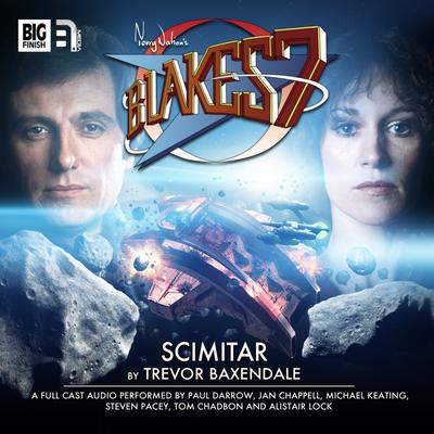 Blake's 7 - The Classic Adventures - Scimitar