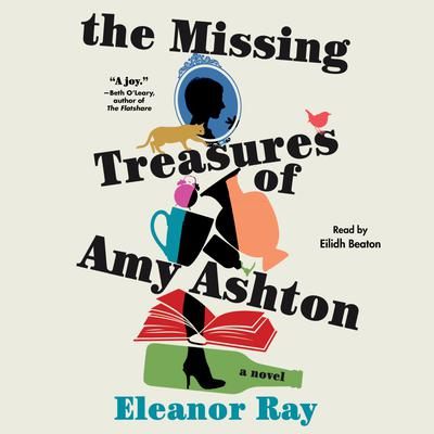 The Missing Treasures of Amy Ashton
