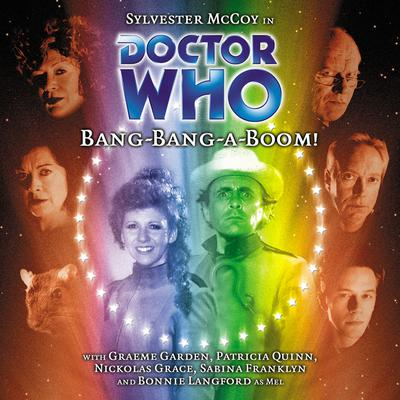 Doctor Who - Bang-Bang-A-Boom!
