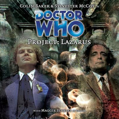 Doctor Who - Project: Lazarus