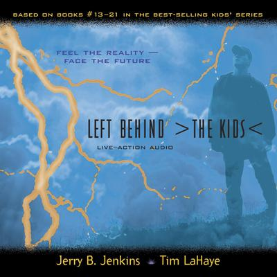Left Behind - The Kids: Collection 4 - Abridged