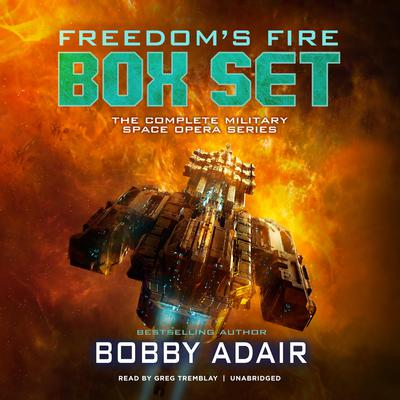 Freedom's Fire Box Set