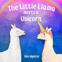 The Little Llama Meets a Unicorn