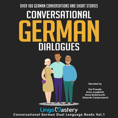 Conversational German Dialogues