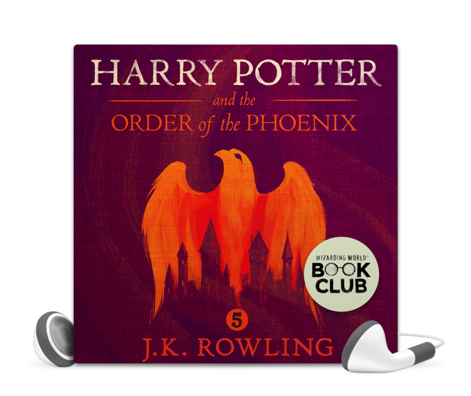 Harry Potter Book Cover Png ~ Libro fm harry potter and the order of phoenix