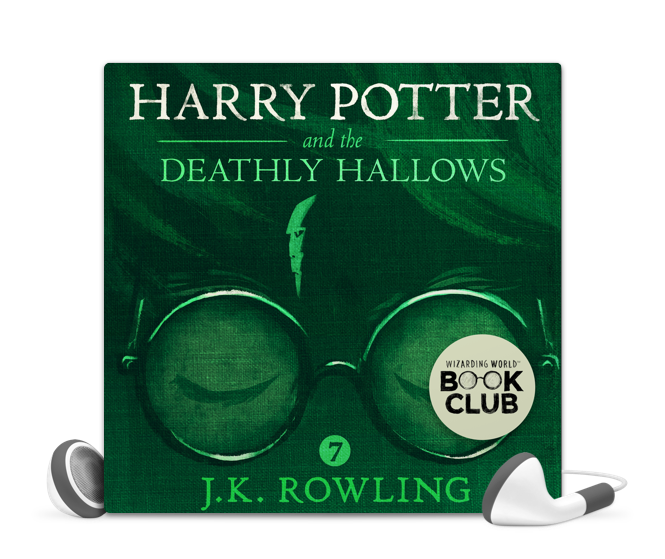 Harry Potter Book Cover Png : Libro fm harry potter and the deathly hallows featured
