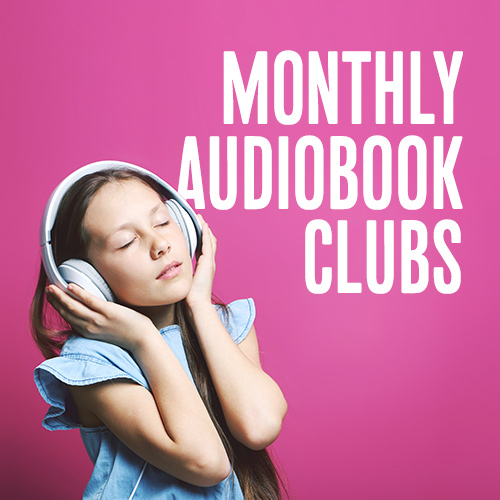 Monthly Audiobook Clubs