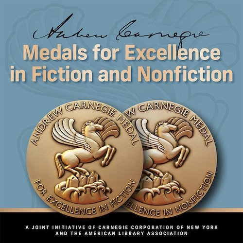 2021 Andrew Carnegie Medals for Excellence Finalists