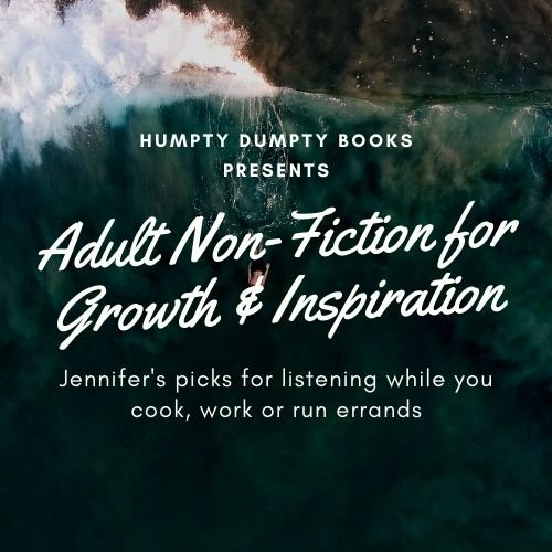 Adult Non-Fiction Picks for Growth & Inspiration