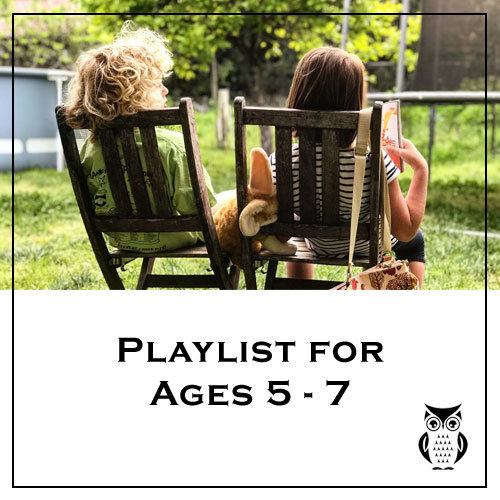 Owl Books Playlist for Ages 5 - 7