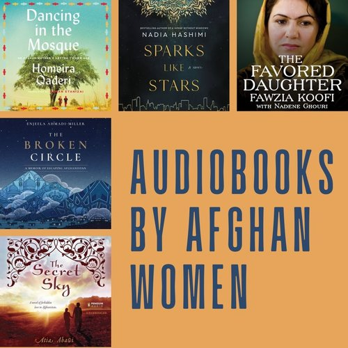 Audiobooks by Afghan Women