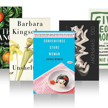 Brilliant Books' 2018 Fall Staff Favorites