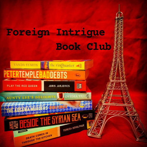 Foreign Intrigue Book Club
