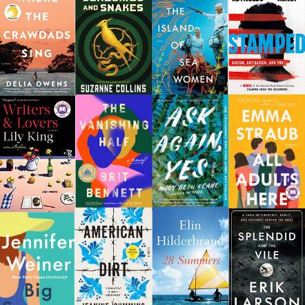 June 2020 Bestsellers