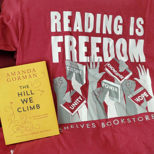 Reading Is Freedom