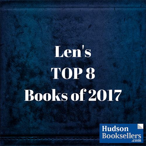 Len's Top 8 Audiobooks of 2017