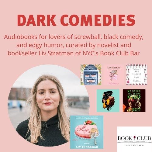Liv Stratman's Dark Comedies