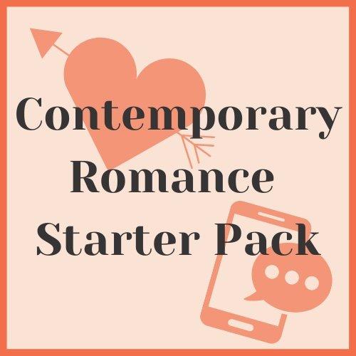 Contemporary Romance Starter Pack