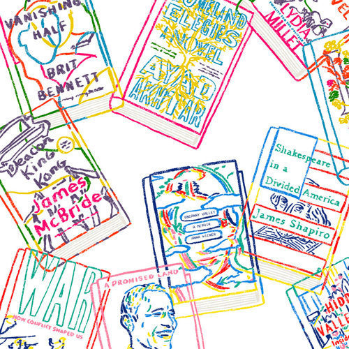 The New York Times Book Review: 100 Notable Books of 2020