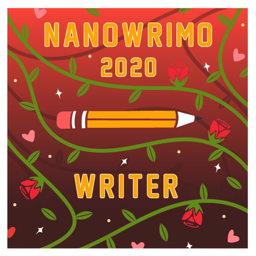 Inspiration for NaNoWriMo!