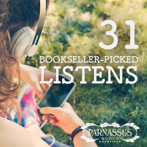 Early Summer Faves: 31 Bookseller-Picked Listens