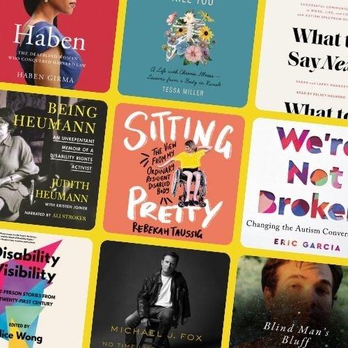 Audiobooks on Disabilities