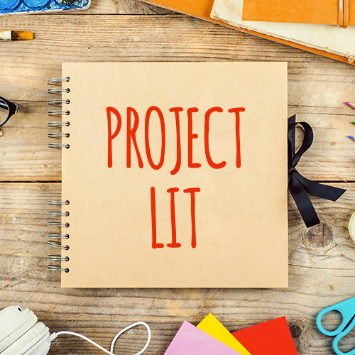 Project LIT Middle Grade Book Club