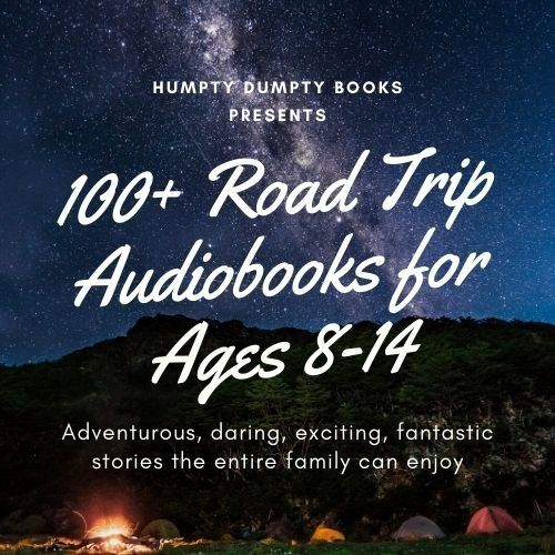 Road Trip Audiobooks for Ages 8-14