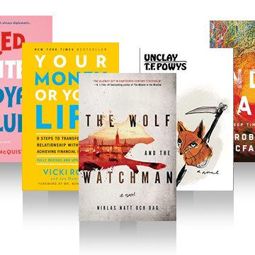 Brilliant Books' 2019 Summer Staff Favorites