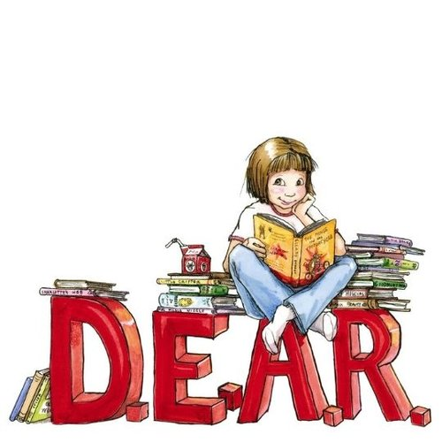 D.E.A.R. Day: Drop Everything and Read
