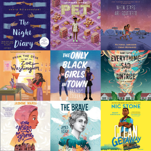 Staff Picks for Middle Grade Readers