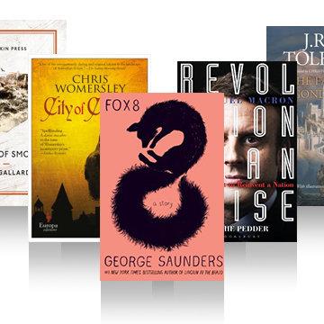 Brilliant Books' 2019 Winter Staff Favorites