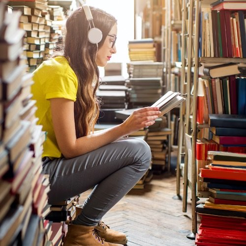 Audiobooks by Bookstore Supporters