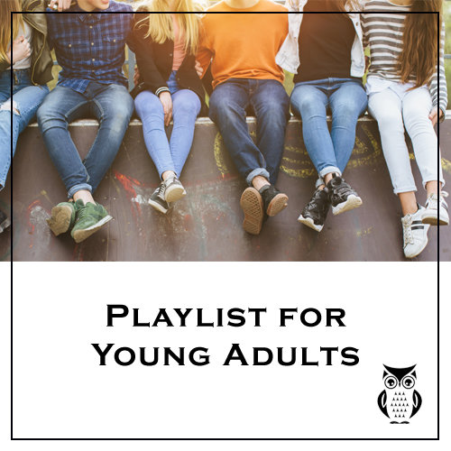 Owl Books Playlist for Young Adults
