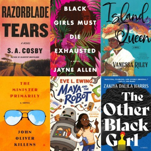 The Best New Audiobooks by Black Writers
