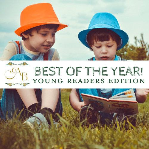 Astoria Bookshop 2018 Staff Picks - Young Readers