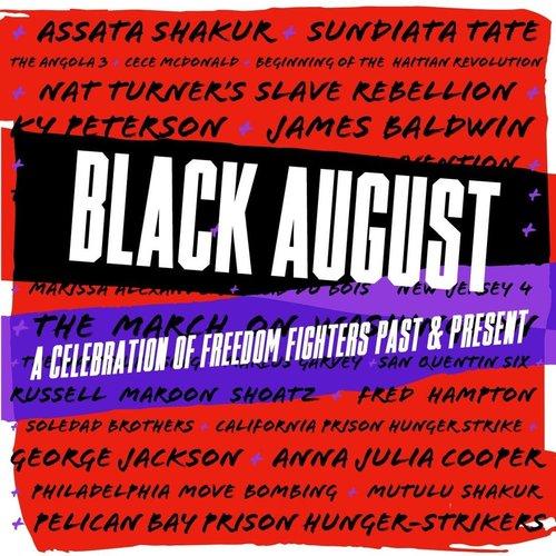 Audiobooks for Black August