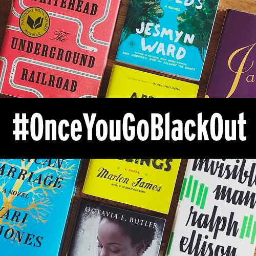#OnceYouGoBlackOut cover